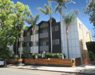 Beverly Hills Multifamily Building