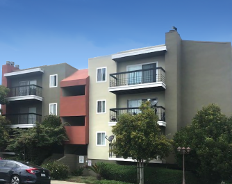San Leandro Multifamily Building
