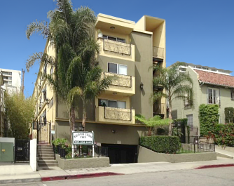 West Hollywood Multifamily Building