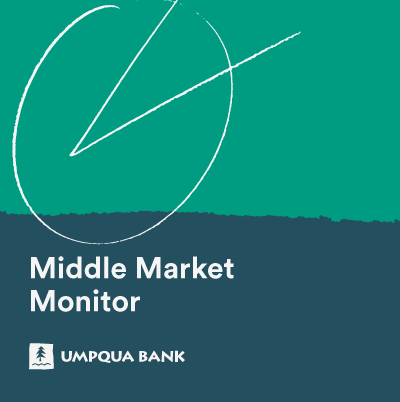 Middle Market Monitor report cover