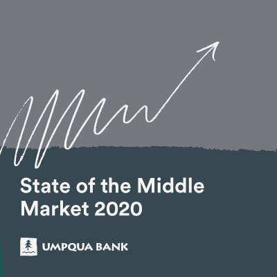 State of the Middle Market 2020 report cover
